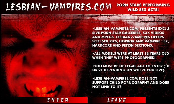 Lesbian Vampires Erotica